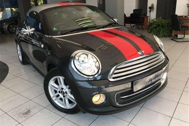 Mini Coupe Cooper Coupe 2012