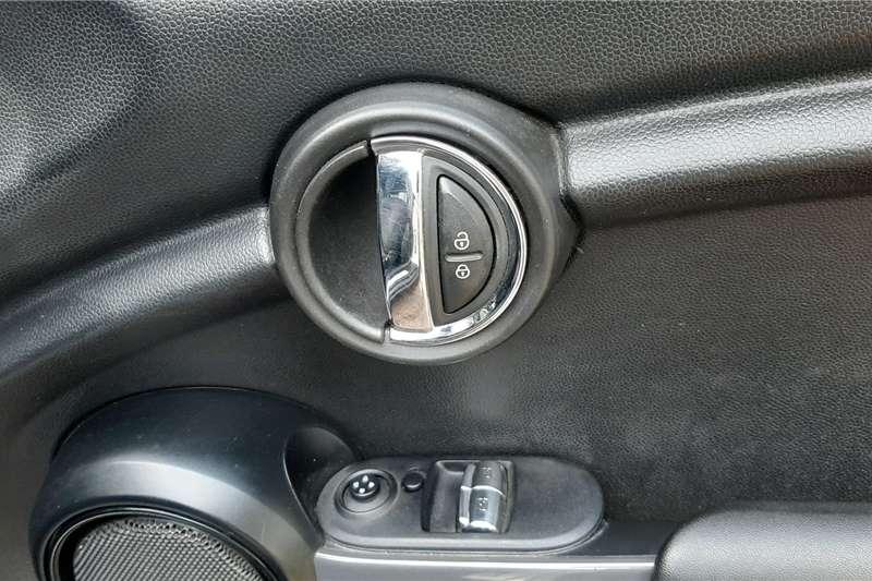 2018 Mini Coupe Cooper Coupe auto