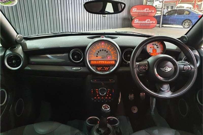 Used 2012 Mini Coupe Cooper S