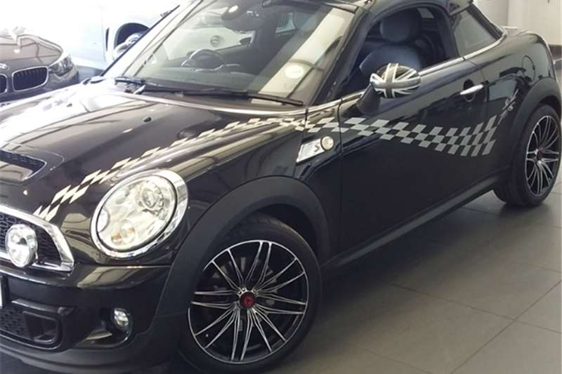 Mini Coupe Cooper S 2014