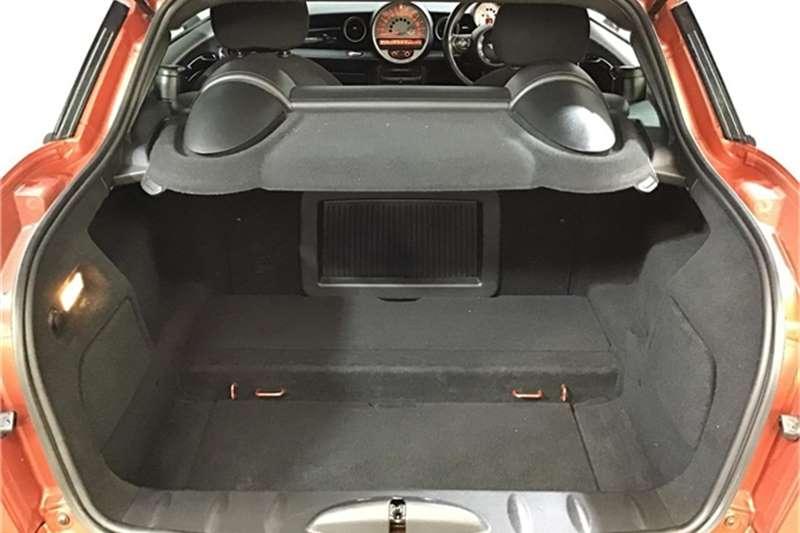 Mini Coupe Cooper S 2014