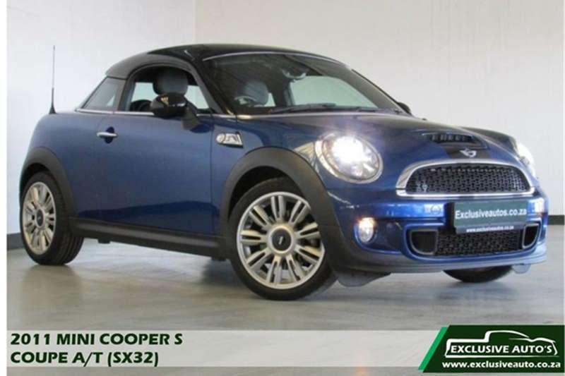 Mini Coupe Cooper S  auto 2011