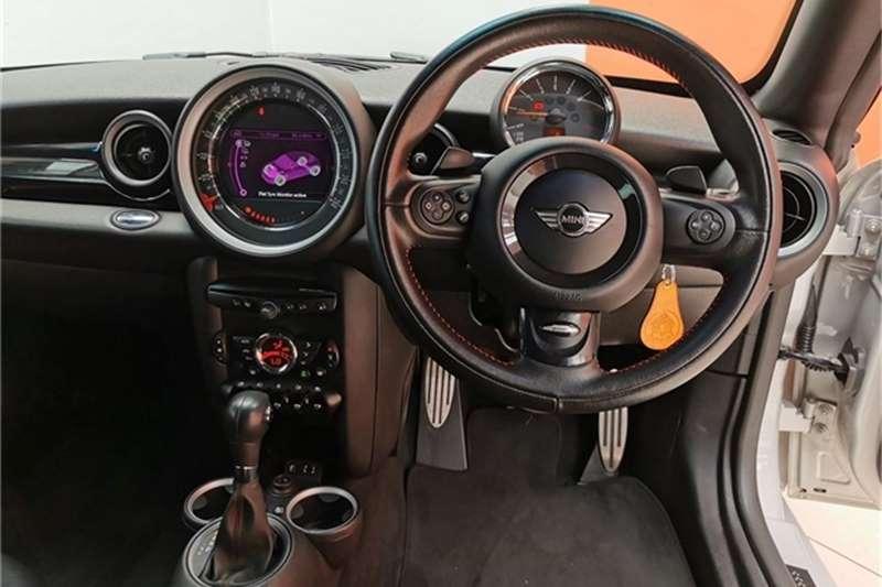Mini Coupe Cooper S  auto 2012