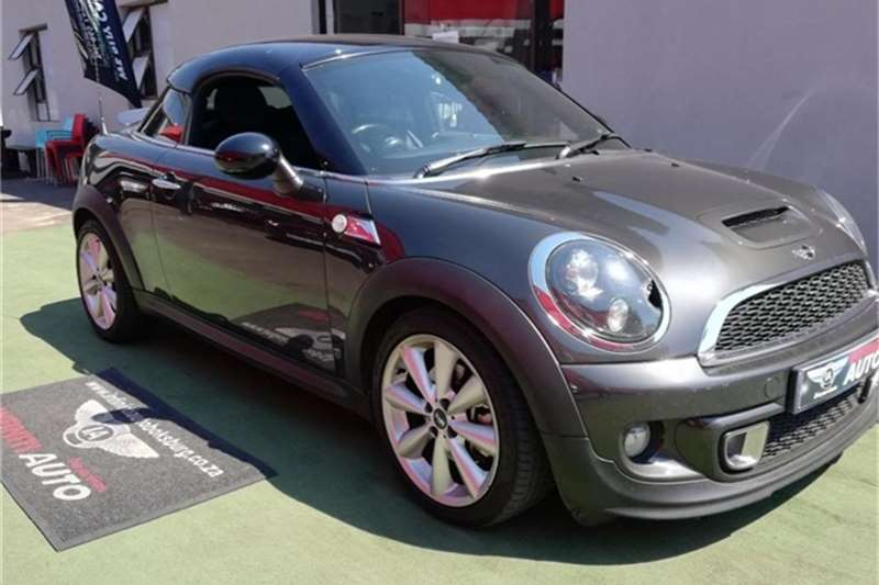 Mini Coupe Cooper S  auto 2013