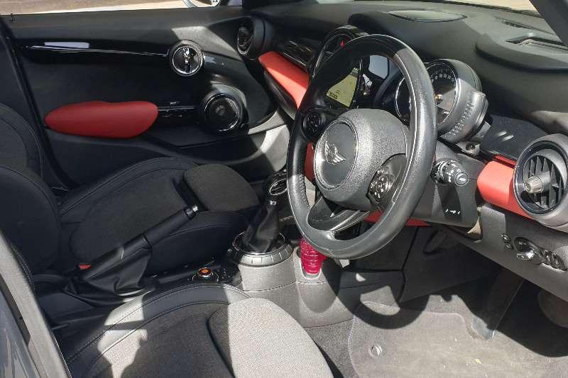 Mini Coupe Cooper S  auto 2017