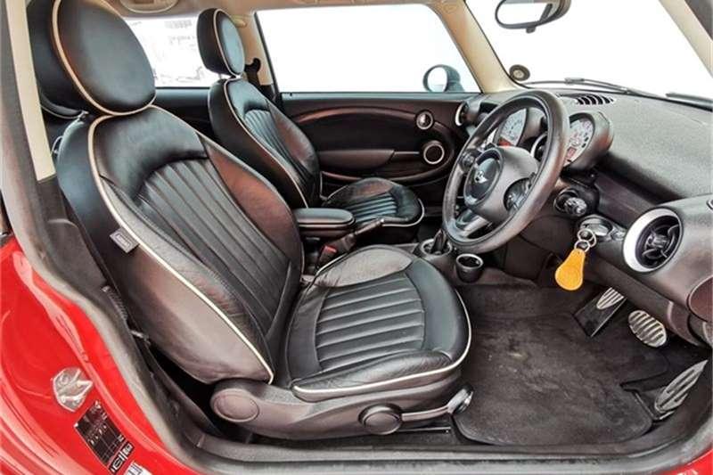 2012 Mini Coupe Cooper S  auto