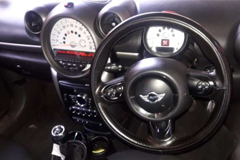 2012 Mini Coupe Cooper