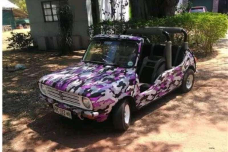 Mini Hatch 1989