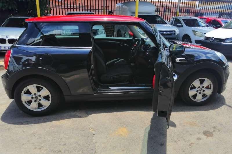 Mini Hatch 3-door COOPER 2017