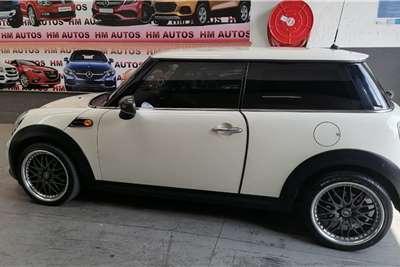 2013 Mini Hatch 3-door COOPER A/T
