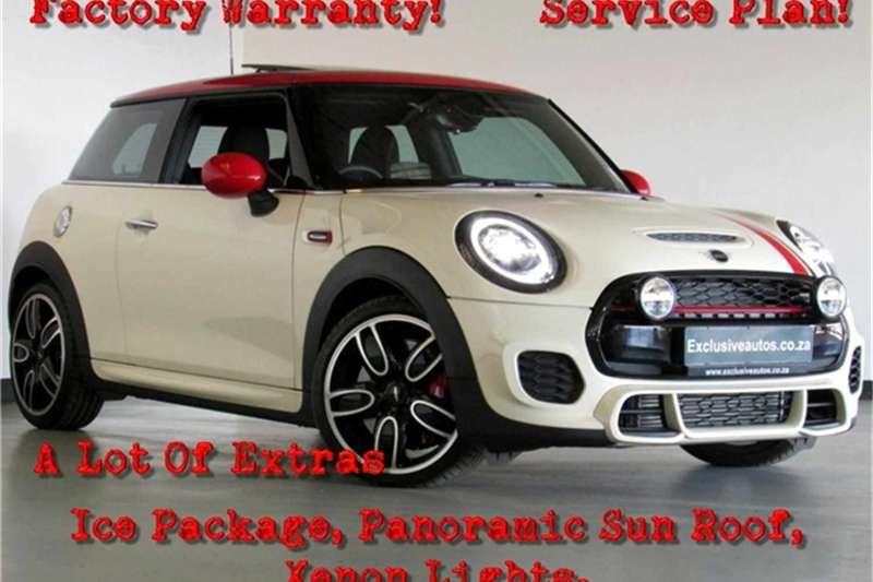 Mini Hatch 3-door COOPER JCW A/T 2019