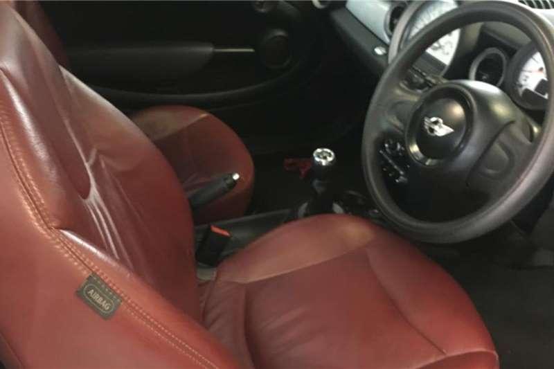 2012 Mini Hatch 3-door COOPER