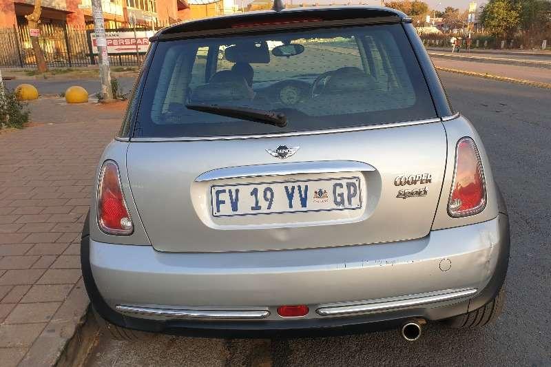 2008 Mini Hatch 3-door