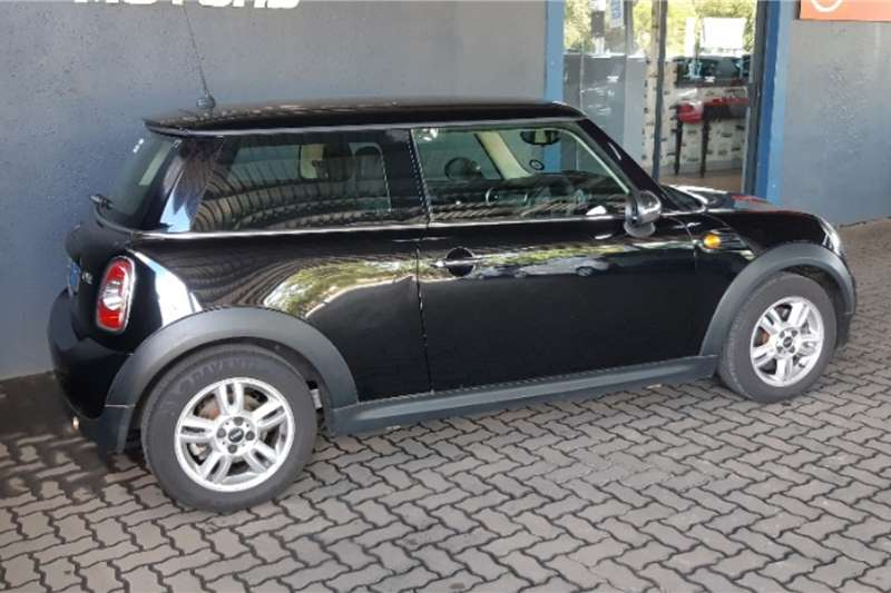 Mini Hatch 3-door MINI ONE 1.5T 2013