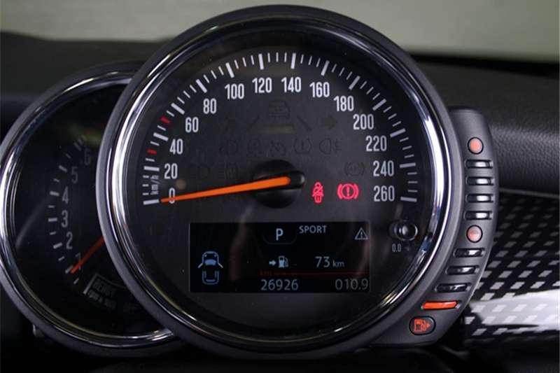 Mini Hatch 5-door COOPER 5DR A/T (XU72) 2018