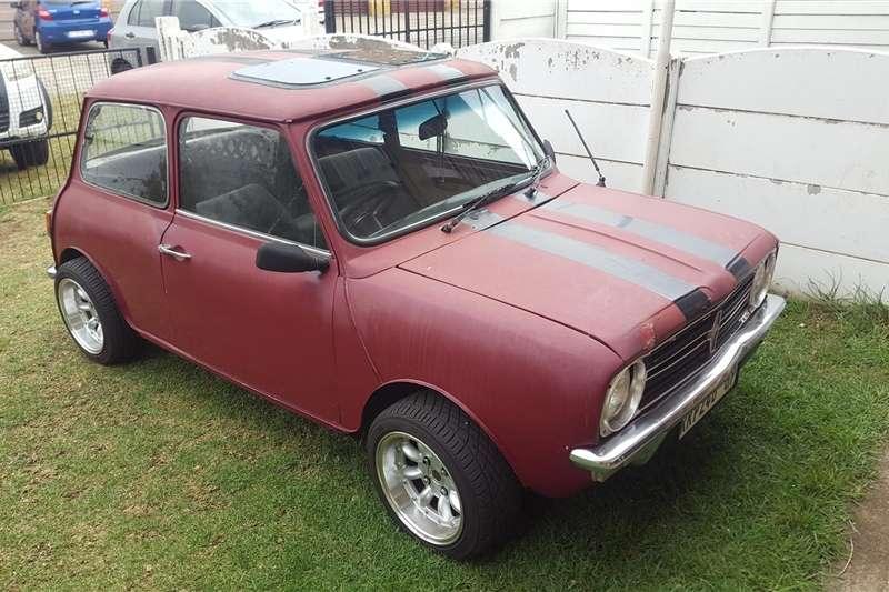 Mini Hatch Cooper 1982
