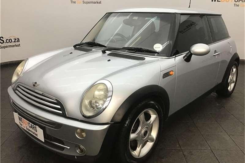 Mini Hatch Cooper 2005