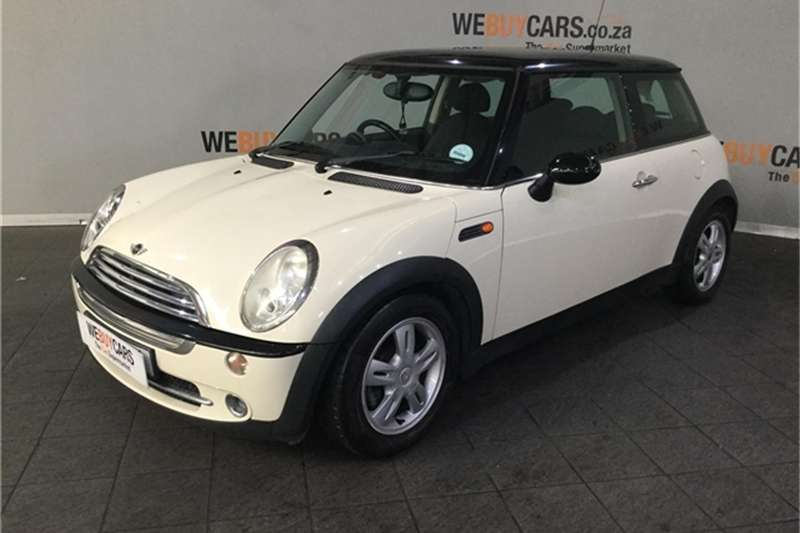 Mini Hatch Cooper 2005