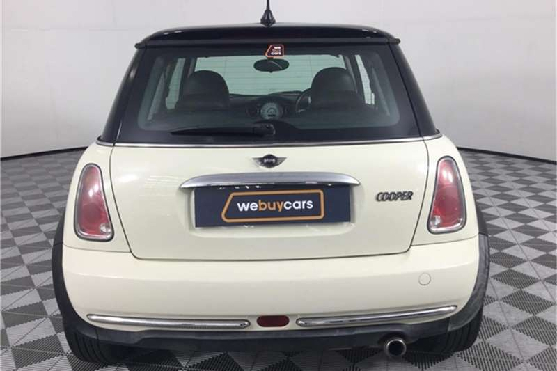 Mini Hatch Cooper 2006