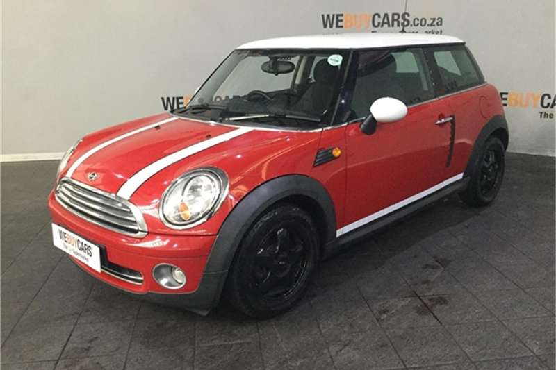 Mini hatch Cooper 2007