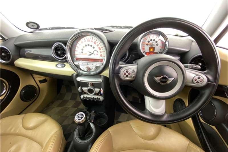 2007 Mini hatch hatch Cooper