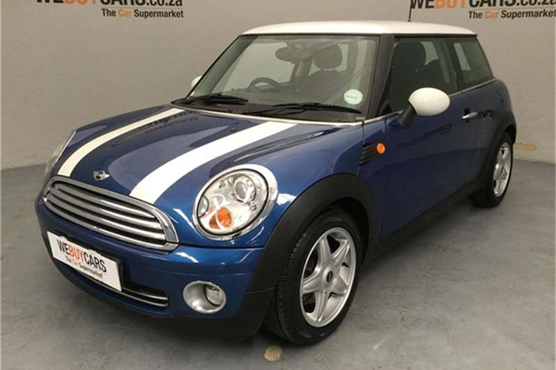 Mini Hatch Cooper 2008