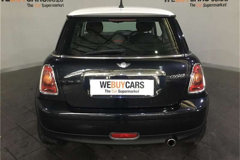 Mini hatch Cooper 2009