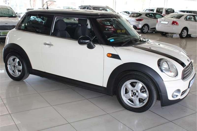 Mini Hatch Cooper 2009
