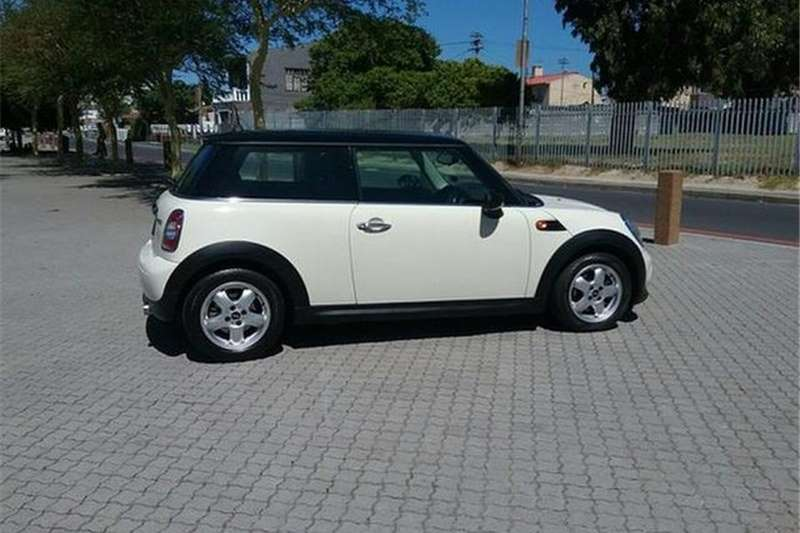 Mini Hatch Cooper 2010