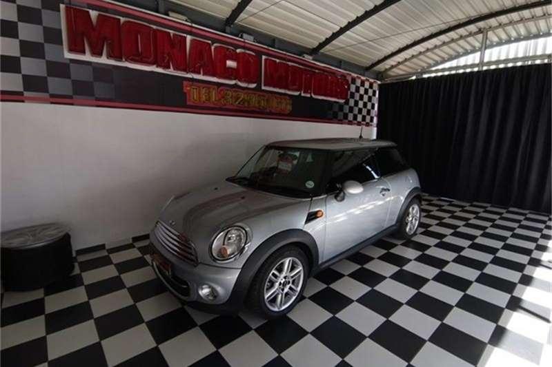 Mini Hatch Cooper 2011