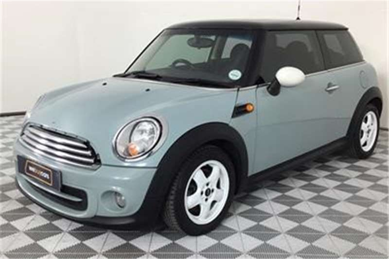 Mini hatch Cooper 2011
