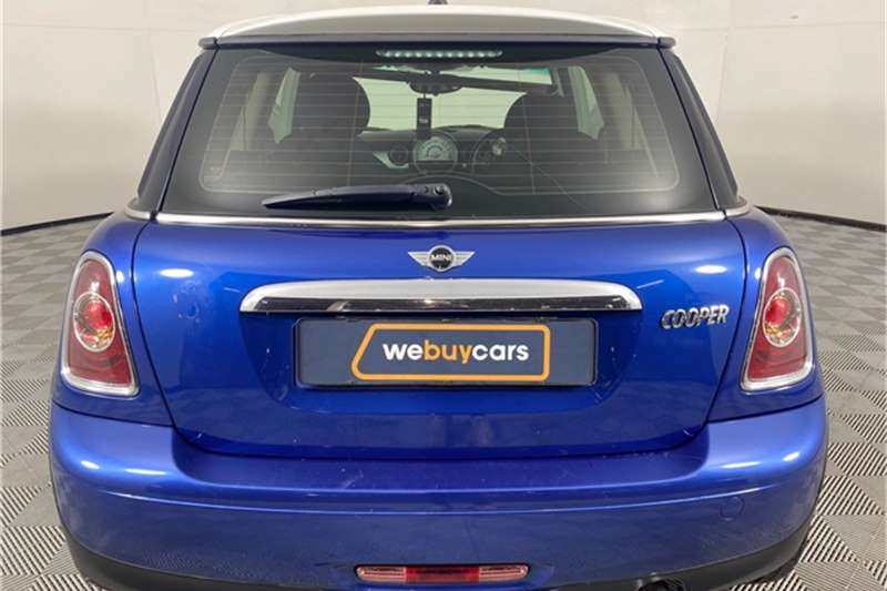 Used 2012 Mini Hatch Cooper