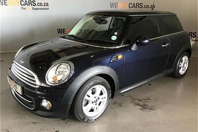 Mini Hatch Cooper 2013