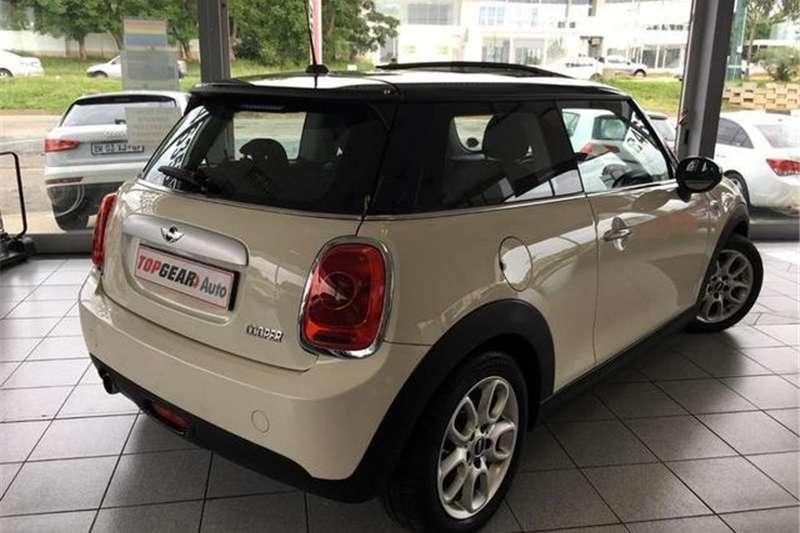 Mini hatch Cooper 2015
