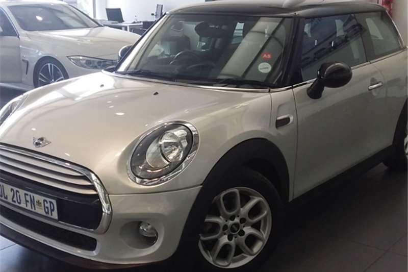Mini Hatch Cooper 2015