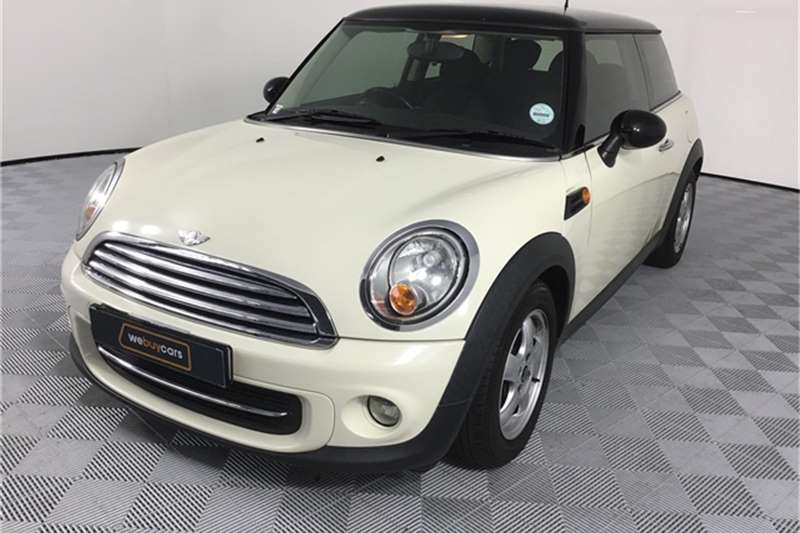 Mini Hatch Cooper auto 2011