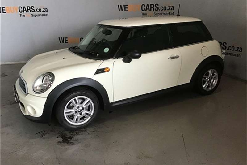 Mini Hatch Cooper auto 2012