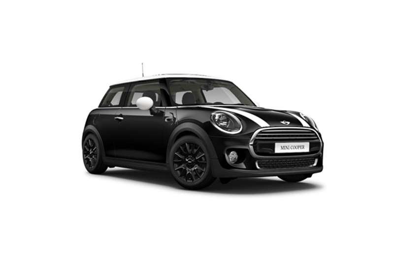 Mini Hatch Cooper auto 2014