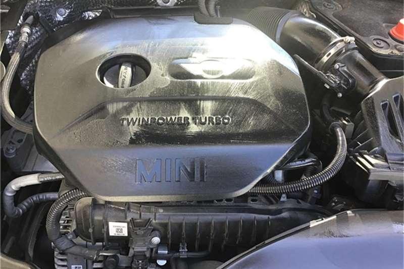 Mini hatch Cooper auto 2015
