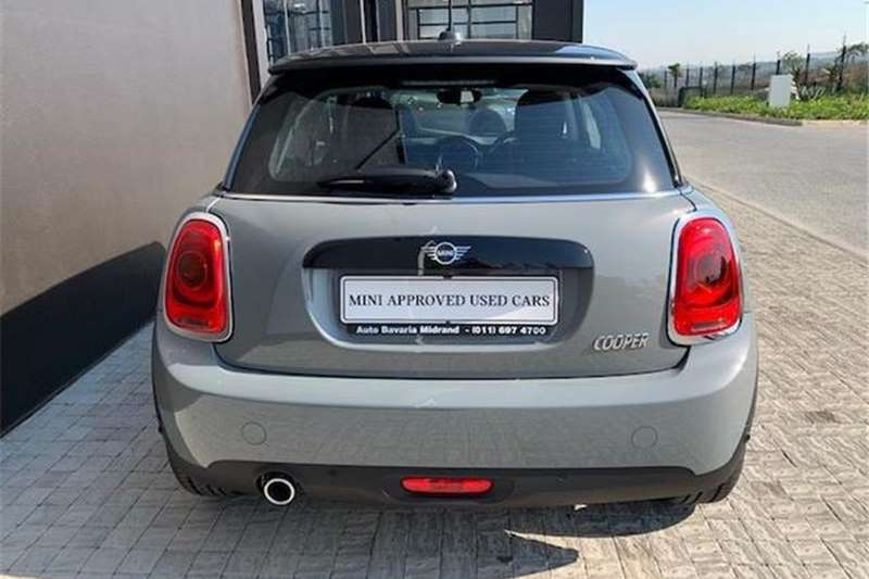 Mini hatch Cooper Hatch 3-Door Auto 2019