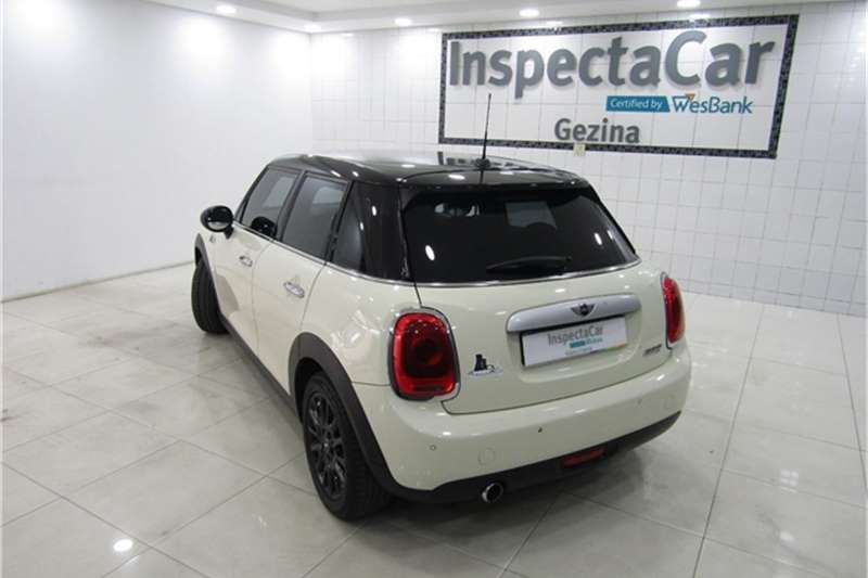 Mini hatch Cooper Hatch 5-door auto 2015