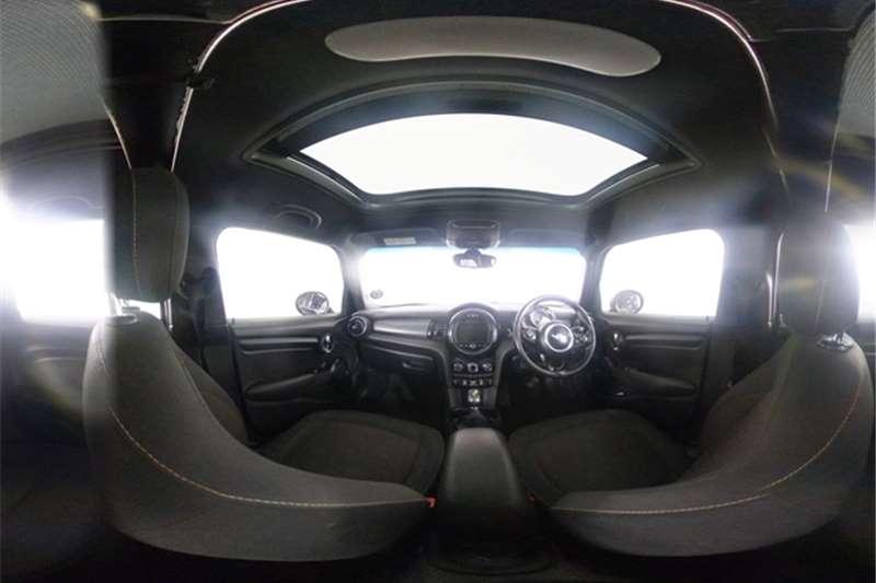2016 Mini hatch Cooper Hatch 5-door auto