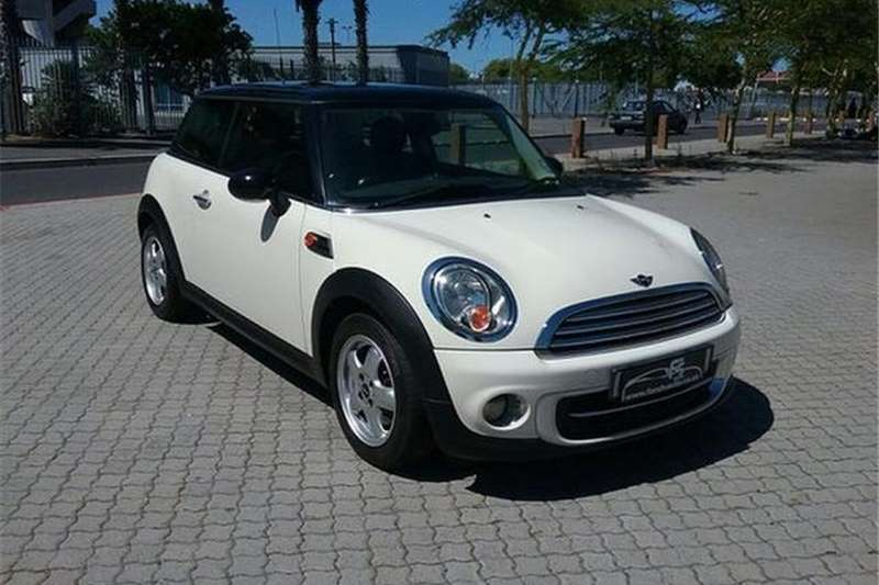 2010 Mini hatch
