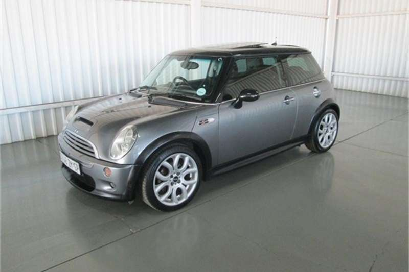 Mini hatch Cooper S 2004