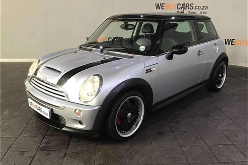Mini Hatch Cooper S 2007