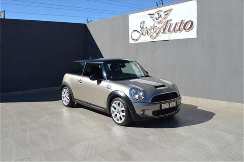 Mini Hatch Cooper S 2008