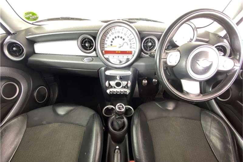 Used 2010 Mini Hatch Cooper S