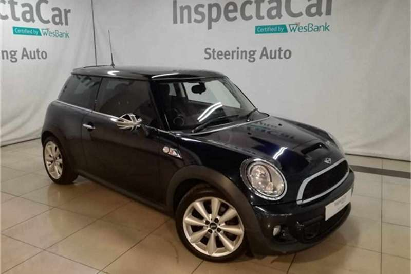 Mini Hatch Cooper S 2012