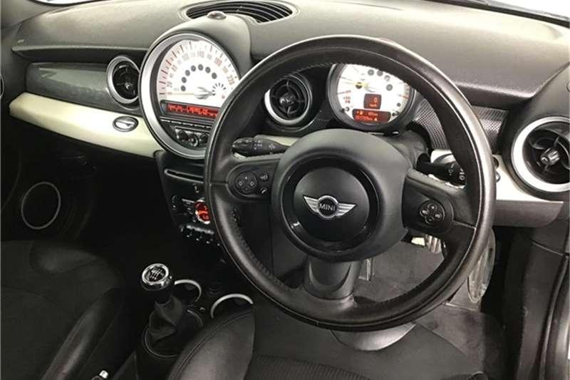 Mini hatch Cooper S 2012