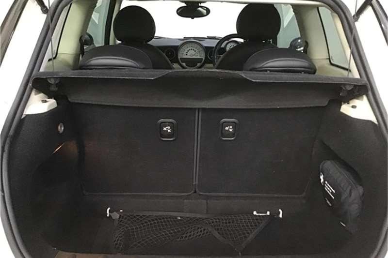 Mini hatch Cooper S 2013